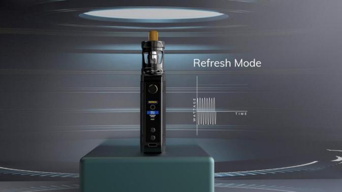Refresh Mode - CoolFire Z80 Zenith II | INNOKIN®