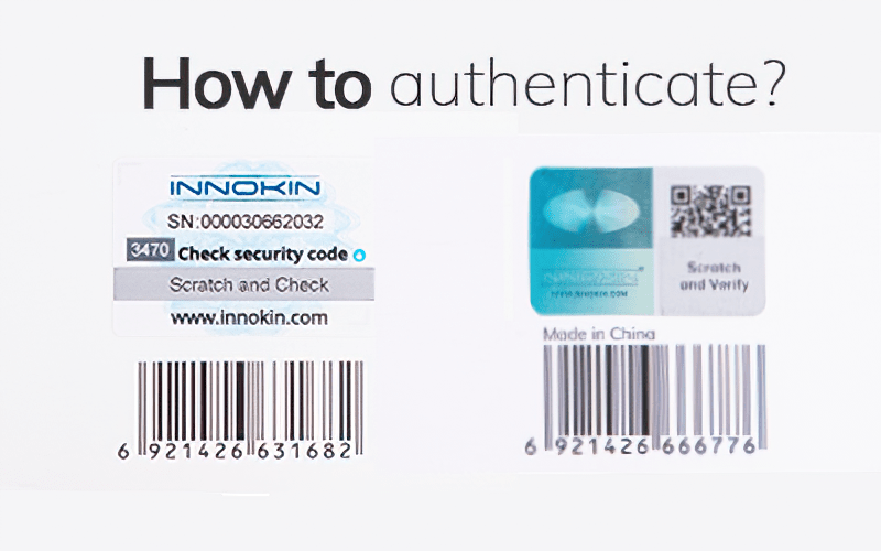 How to Authenticate Your Innokin Product: The Complete Tutorial