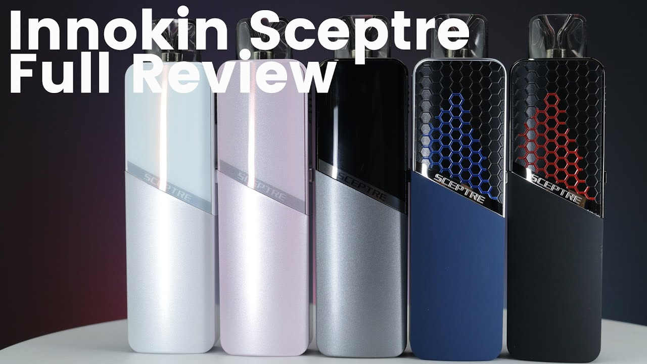 Unboxing The Innokin Sceptre Pod Mod - A Full Review