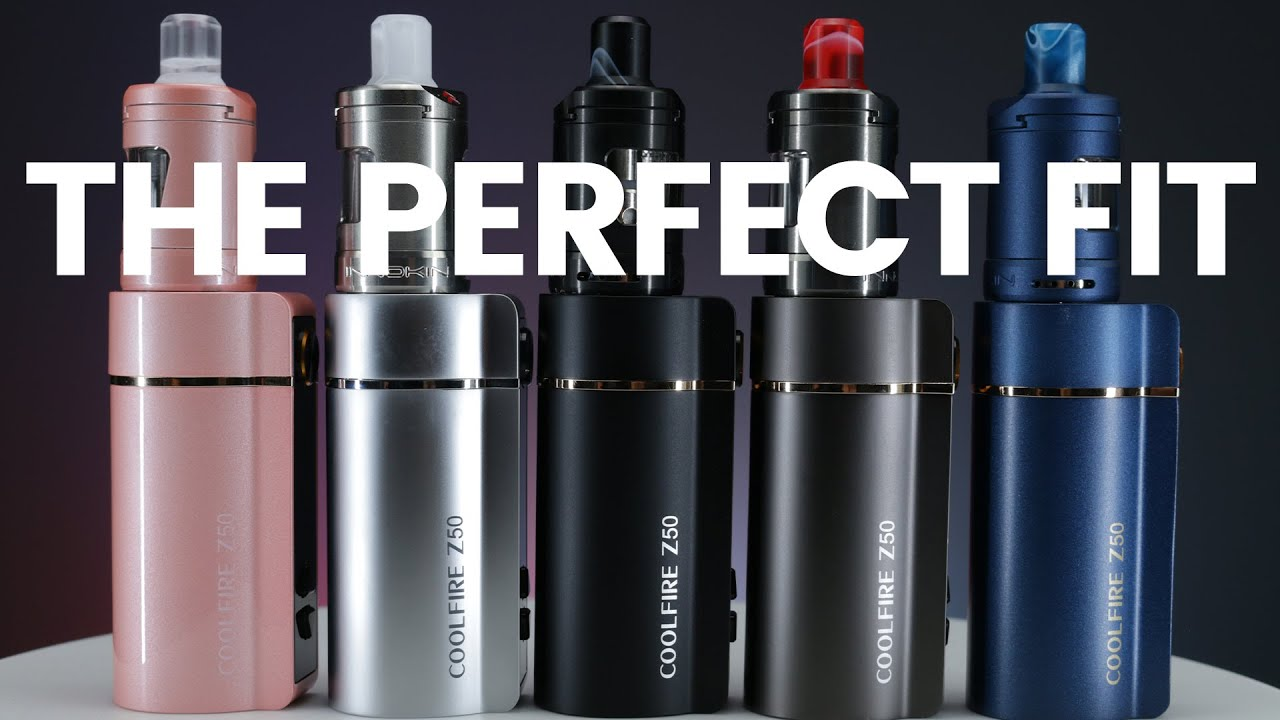 Innokin Coolfire Z50 Zlide Kit - The Perfect Fit