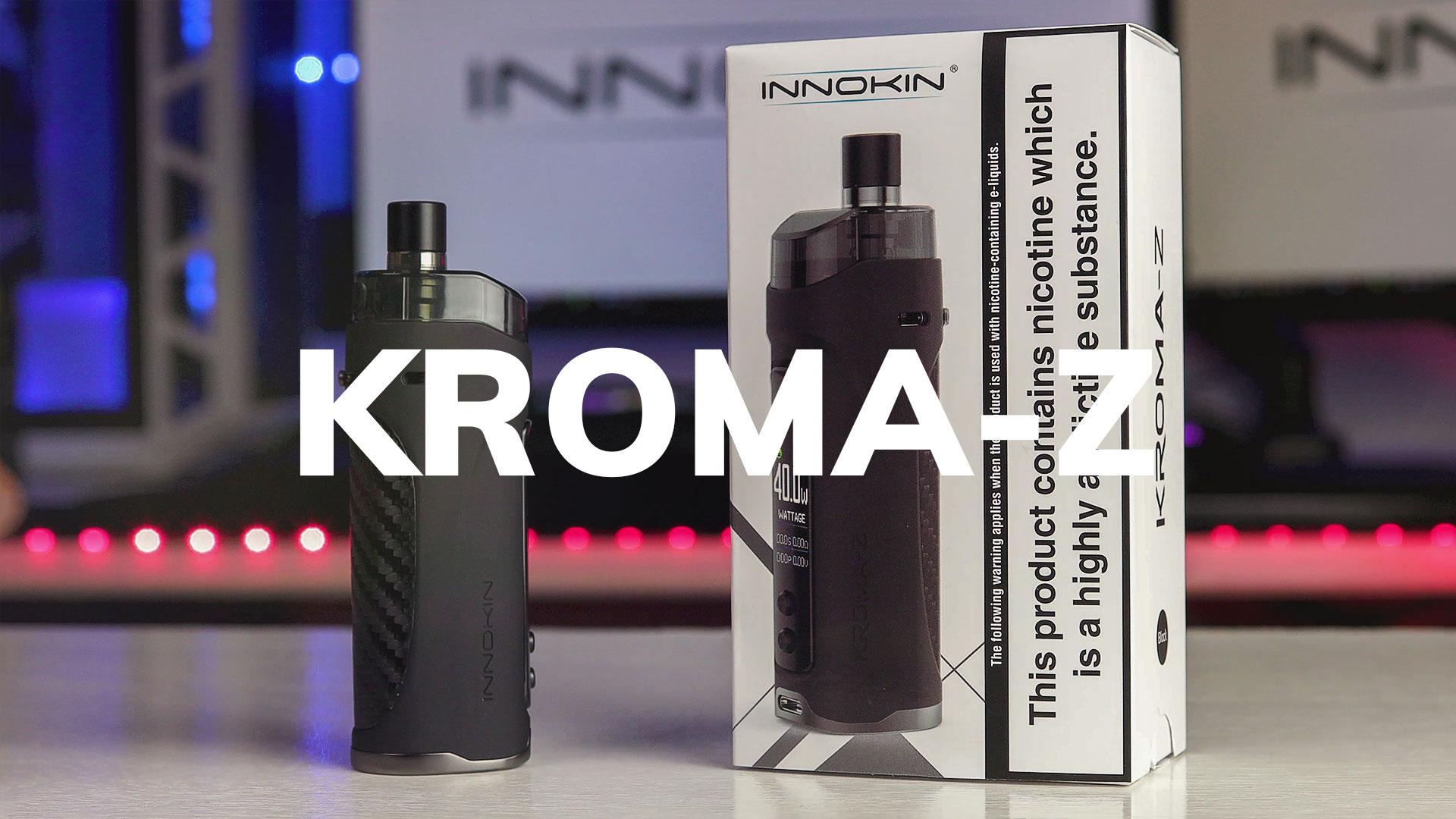 Innokin Kroma-Z - True MTL, True RDL