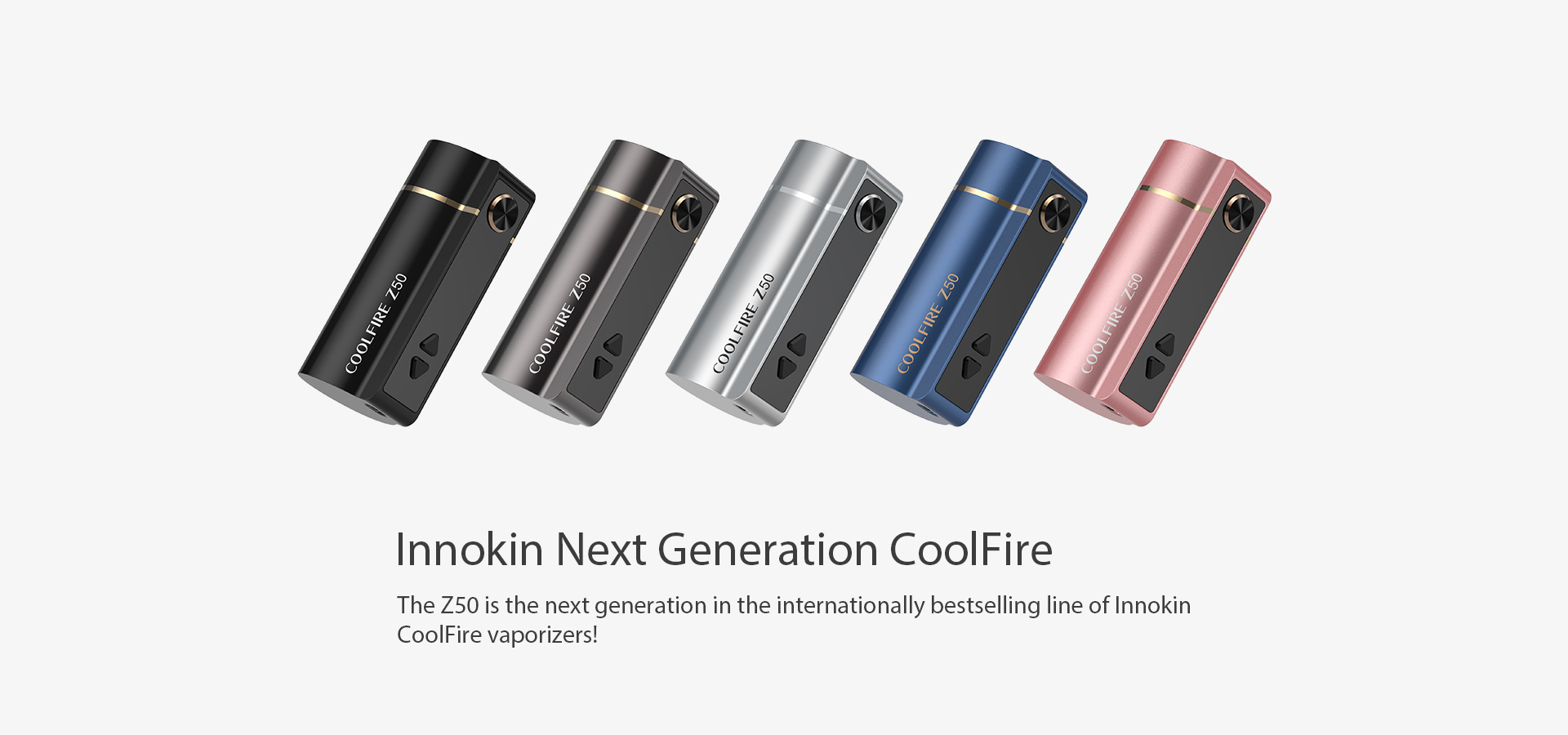 Coolfire Z50 Kit Color