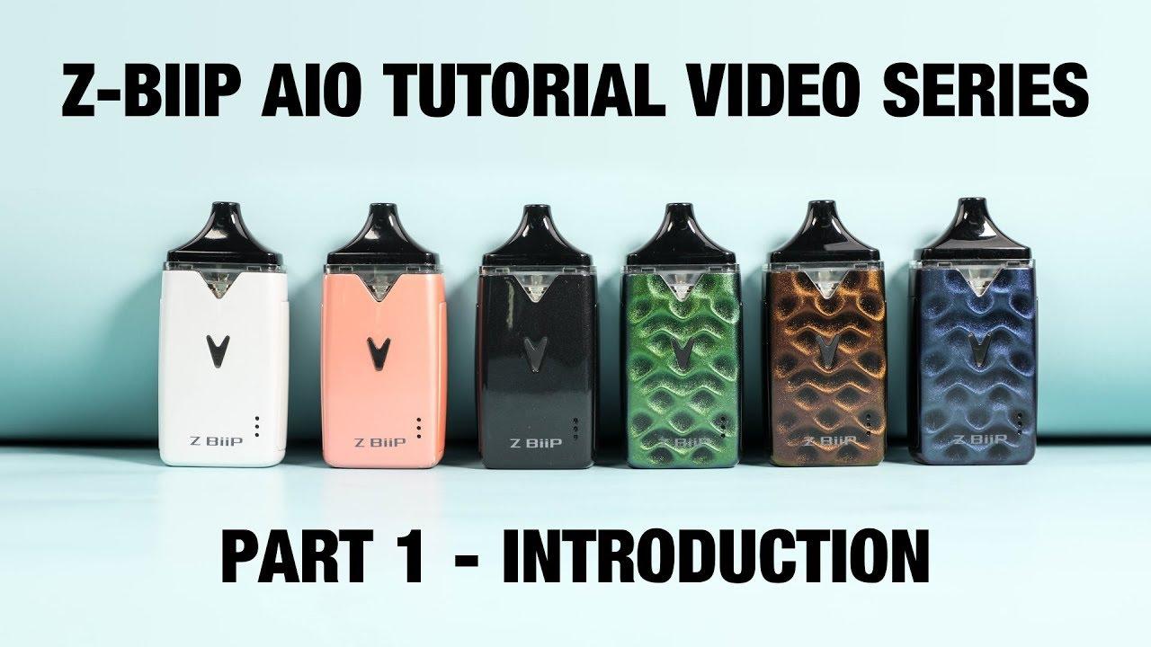 Innokin/Platform Z-BiiP AIO - Introduction